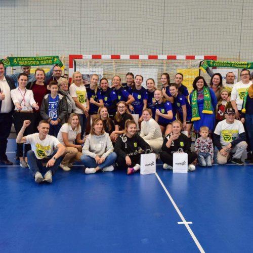Drużyna Juniorek w sesonie 2019.2020