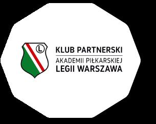 logo klub partnerski legia warszawa