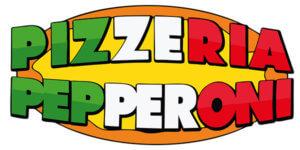 logo pizzeria pepperoni